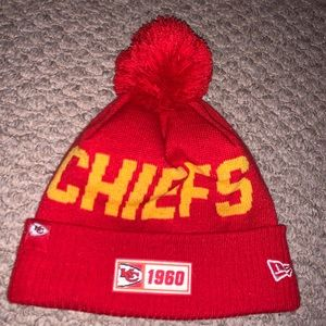 Chiefs Snow Hat